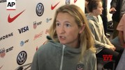 Samantha Mewis discusses Chile  (Video)