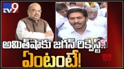 CM YS Jagan requests Amit Shah to grant Special status to AP - TV9 (Video)