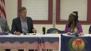 Beto ORourke visits Gullah Geechee Nation in SC  (Video)