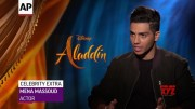 Mena Massoud wasn't Disney's first choice to star in 'Aladdin'  (Video)