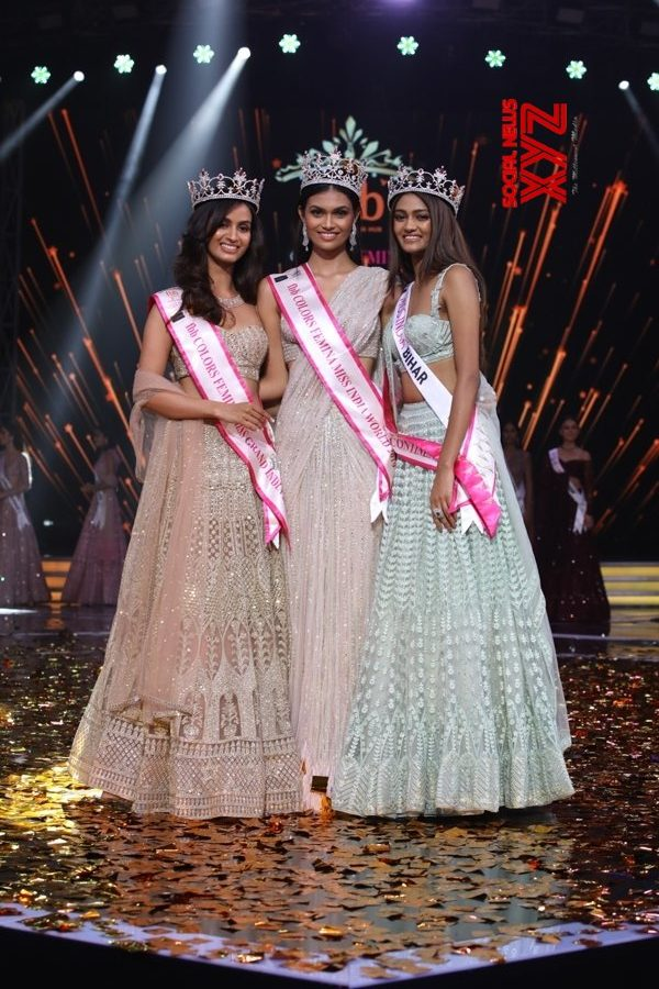 Mumbai Grand Finale Of Femina Miss India 2019 Gallery Social News Xyz