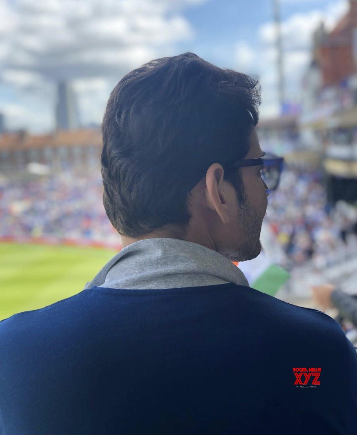 Mahesh Babu Stylish Still From Cricket World Cup