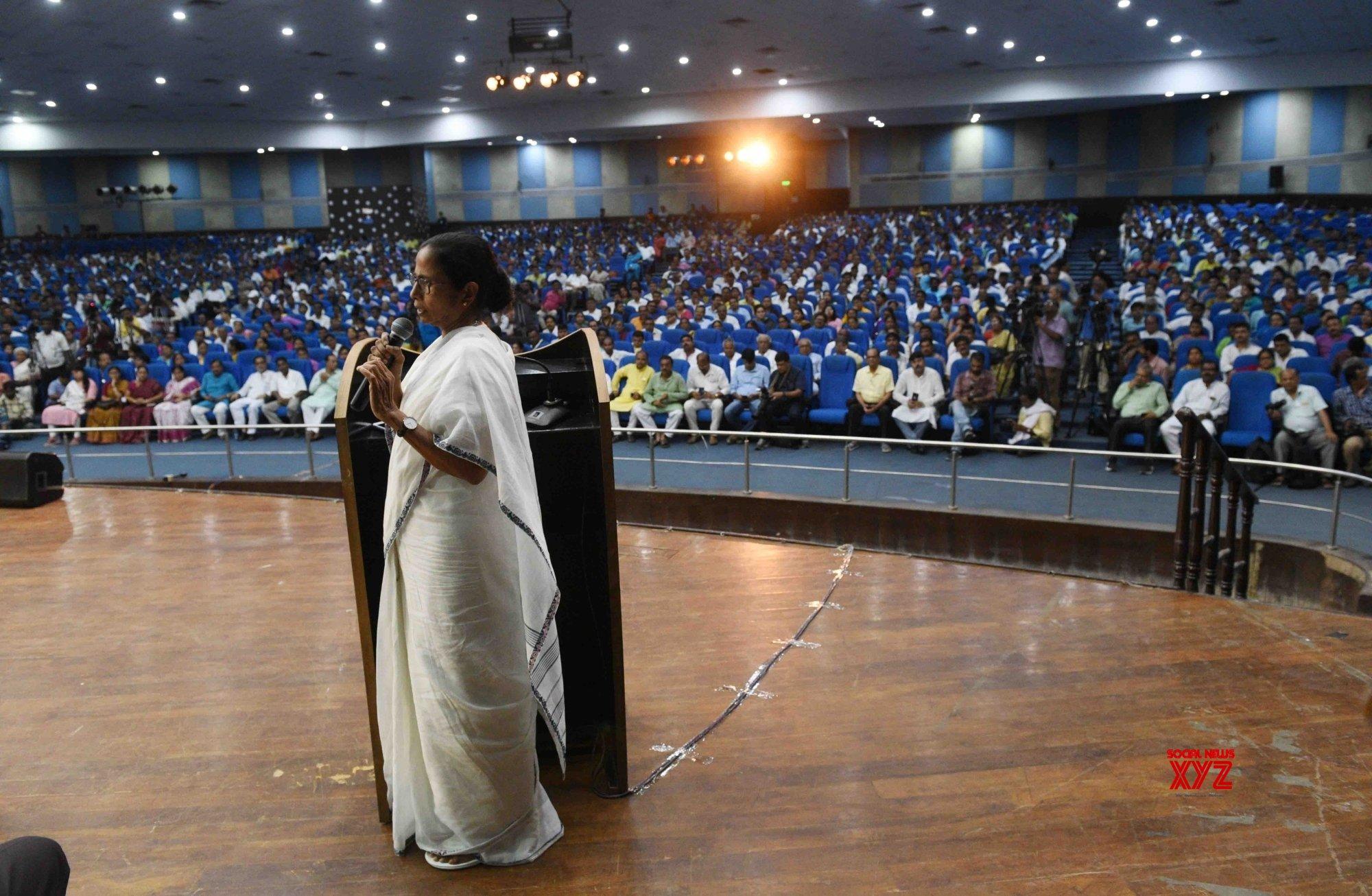 Kolkata: Mamata Banerjee meets councillor #Gallery