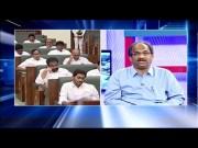 Prof K Nageshwar:  Telangana BJP Focus, Whither Status For AP? (Video)