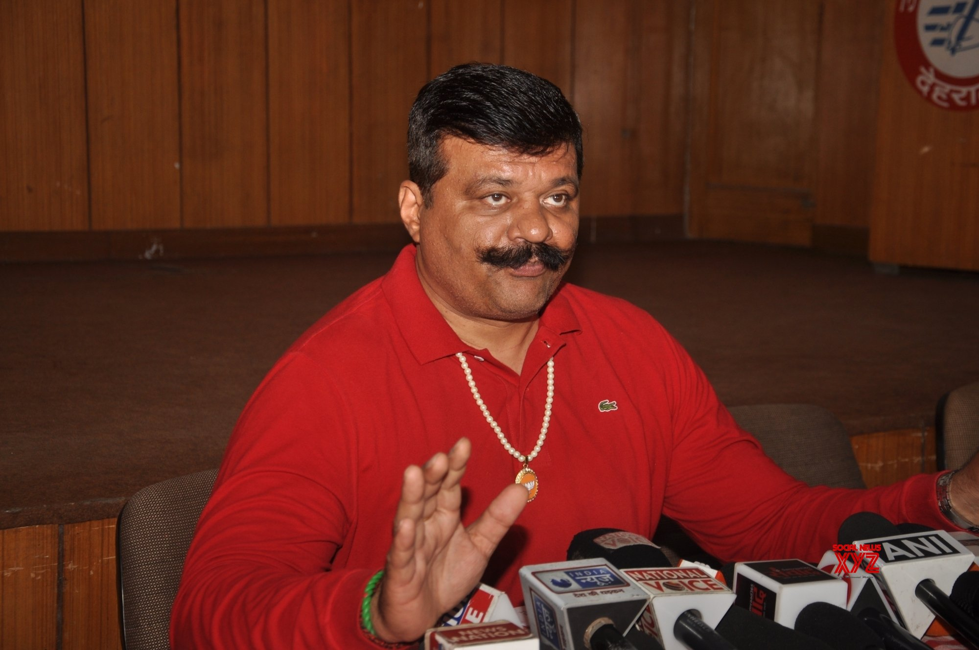 FIR lodged against BJP MLA Champion for abusing people of Uttarakhand