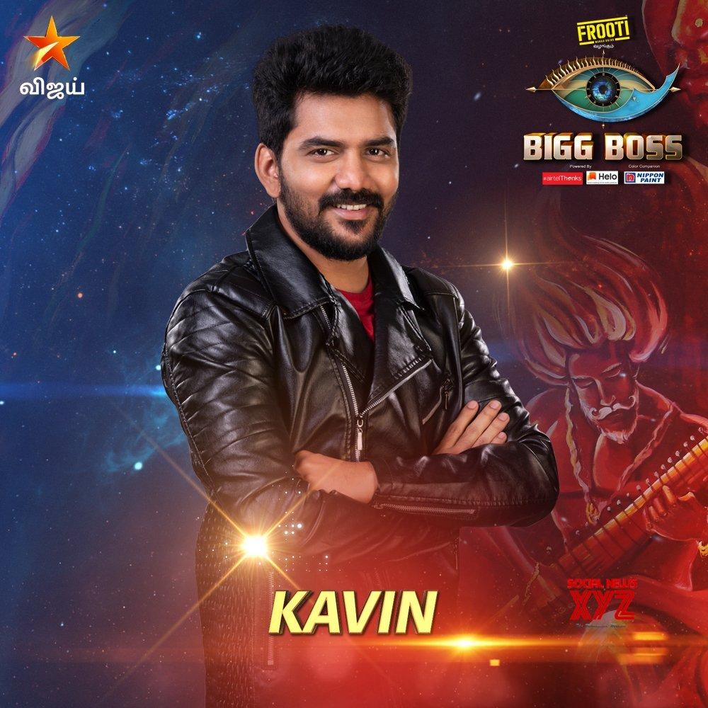 Bigg Boss Tamil Season 3 Contestants Posters - Social News XYZ