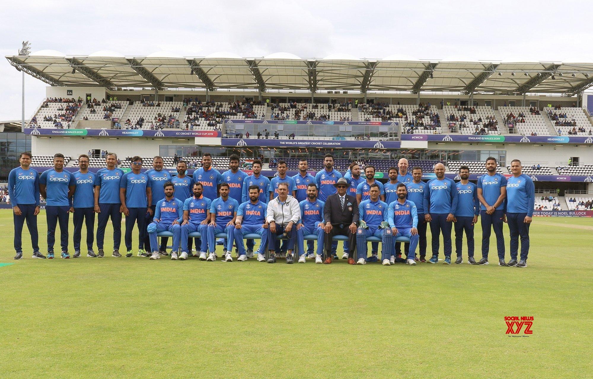 Leeds (England): World Cup 2019 - India Vs Sri Lanka (Batch - 4) #Gallery