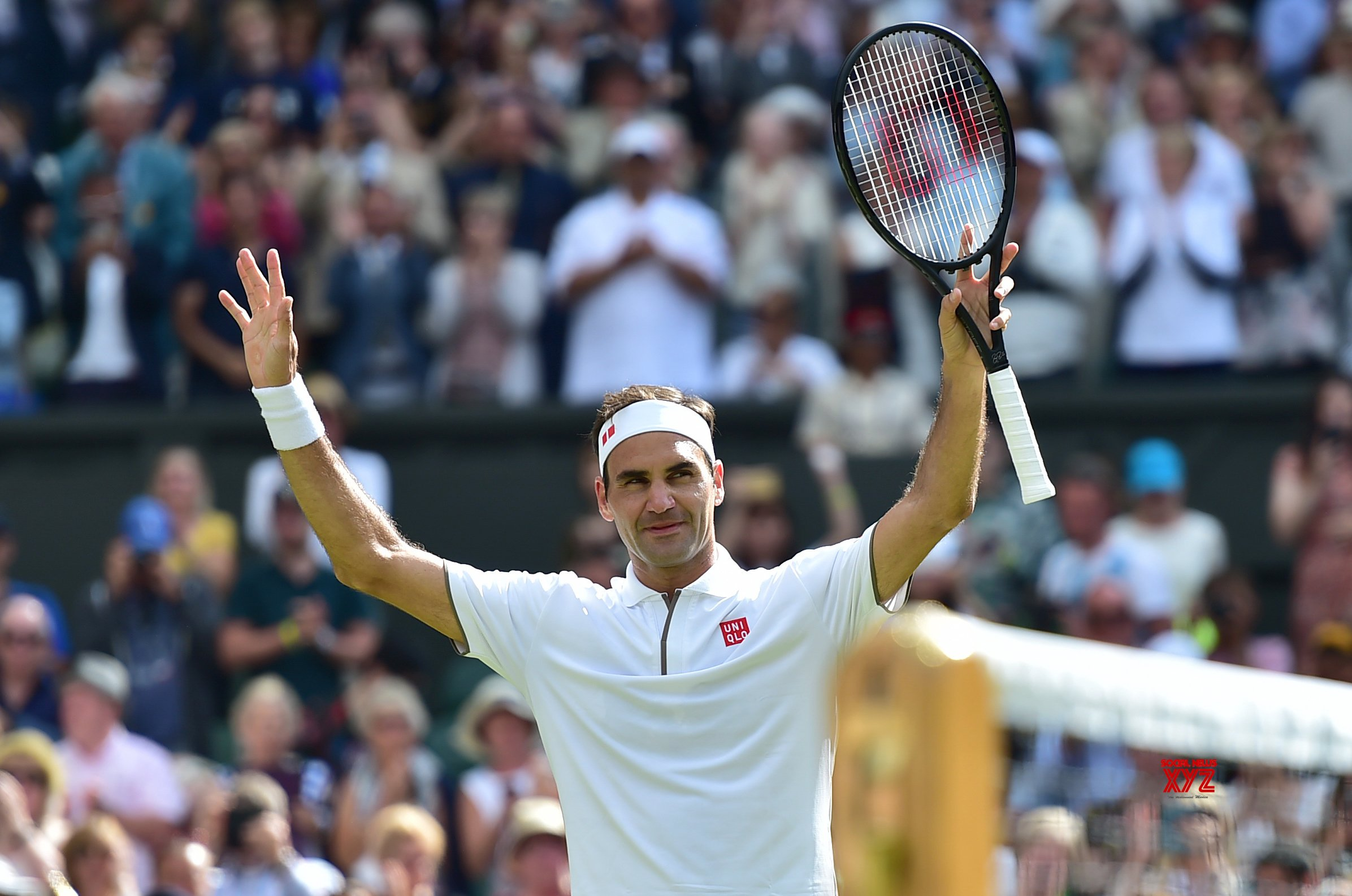 Nadal, Federer cruise into fourth round at Wimbledon