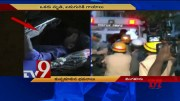One dead, 5 injured in building collapse in Bangalore - TV9 (Video)