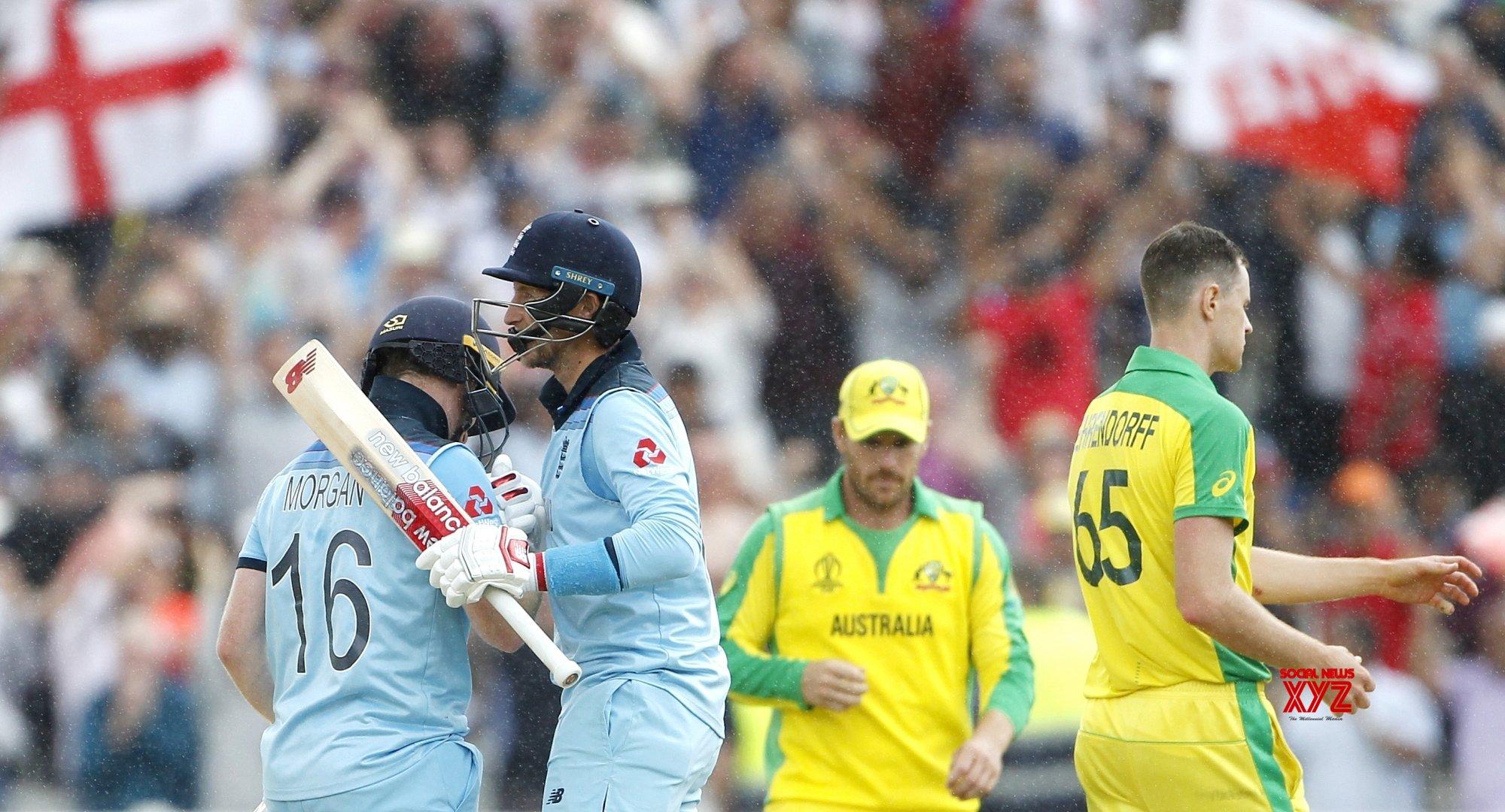 Birmingham (England): 2019 World Cup - 2nd Semi - final - Australia Vs England (Batch - 47) #Gallery