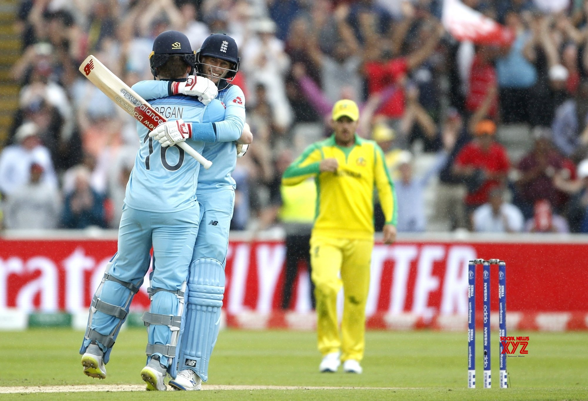 Birmingham (England): 2019 World Cup - 2nd Semi - final - Australia Vs England (Batch - 44) #Gallery