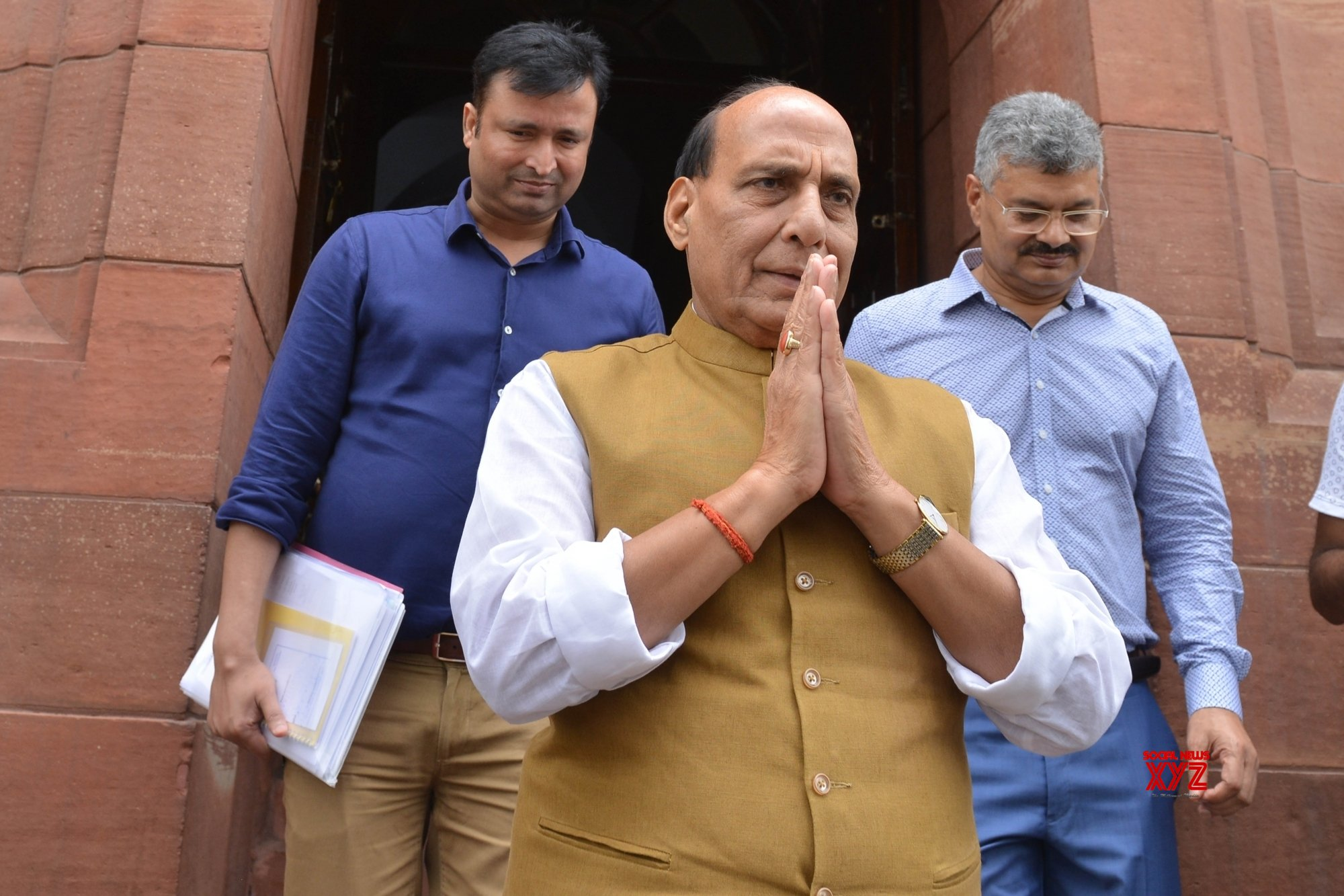 Farmer suicides has fallen in five years: Rajnath