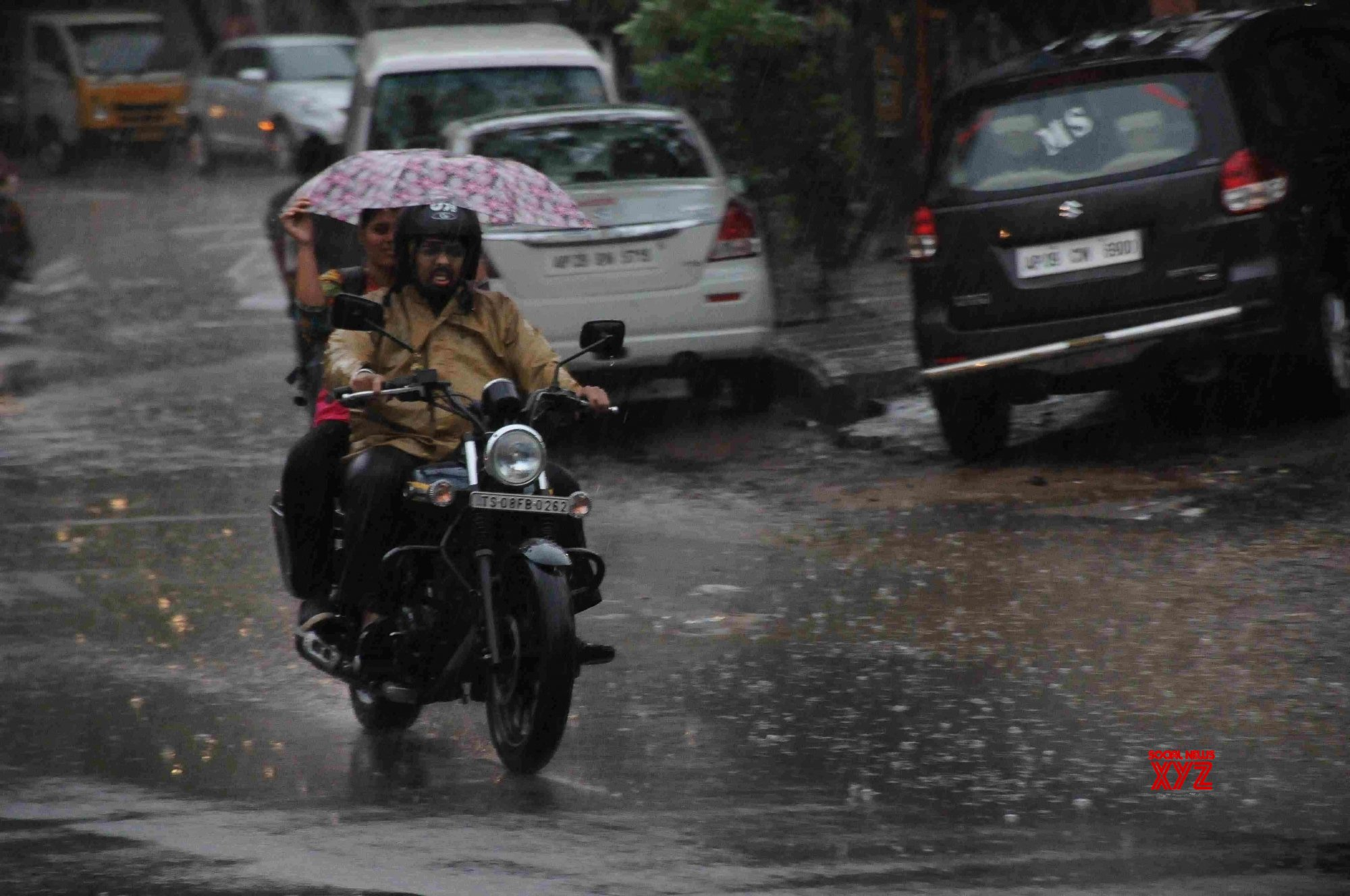 Hyderabad: Rains #Gallery