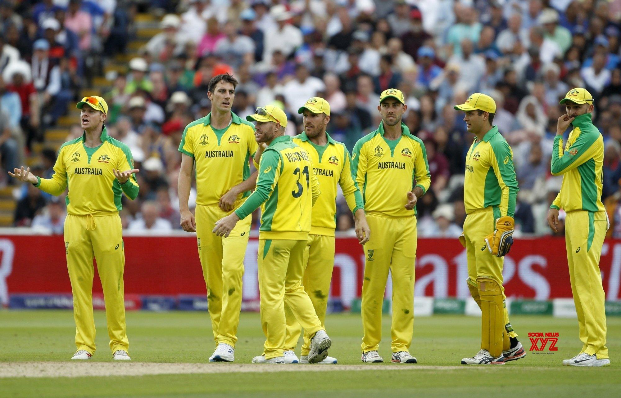 Birmingham (England): 2019 World Cup - 2nd Semi - final - Australia Vs England (Batch - 43) #Gallery