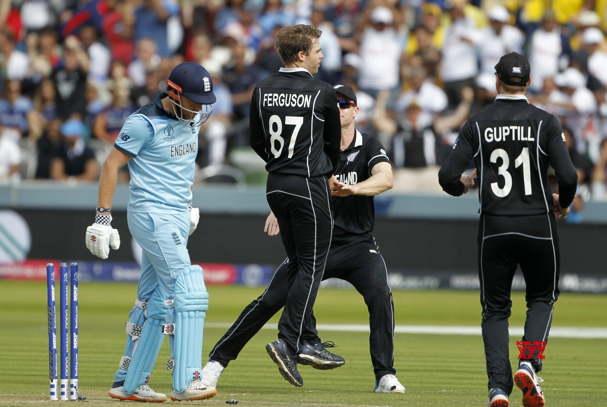 London (England): 2019 World Cup - Final - New Zealand Vs England (Batch - 37) #Gallery