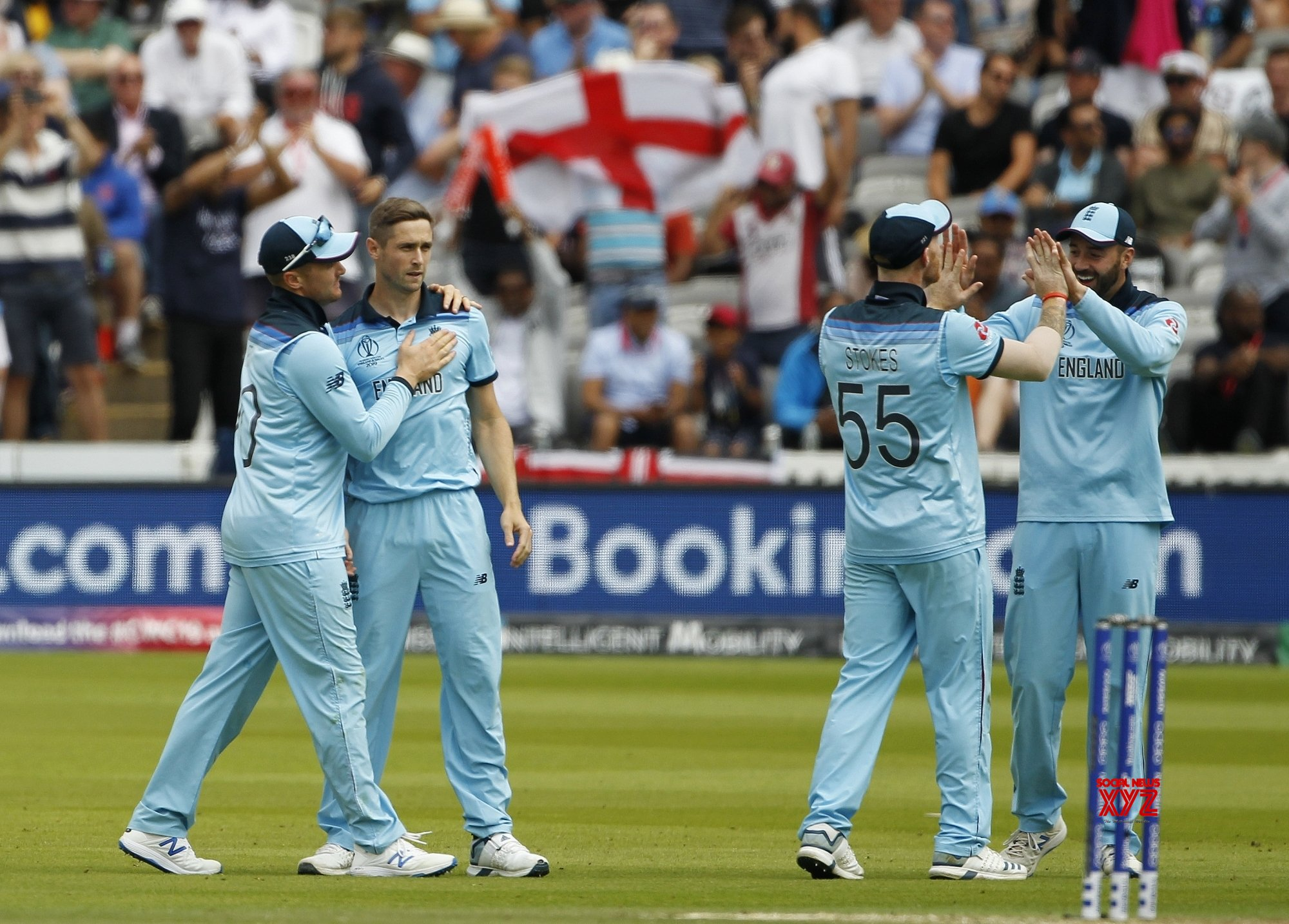 London (England): 2019 World Cup - Final - New Zealand Vs England (Batch - 25) #Gallery