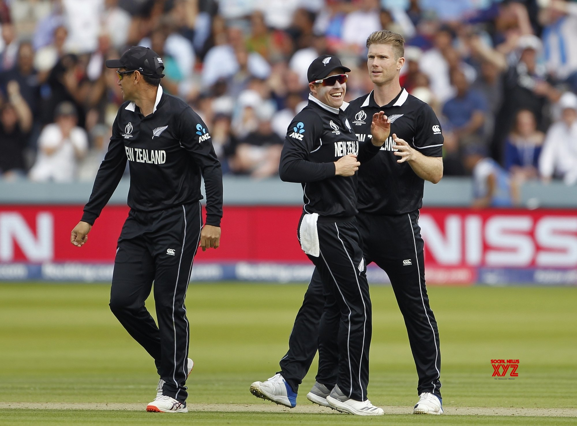 London (England): 2019 World Cup - Final - New Zealand Vs England (Batch - 40) #Gallery