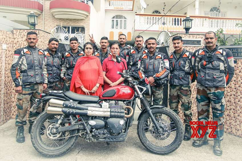 Palampur (Himachal Pradesh): Kargil victory expedition reaches captain Vikram Batra's birth place #Gallery