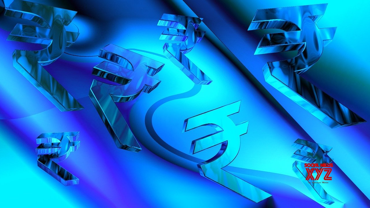 Rupee logs sharp fall, weakens by 32 paise