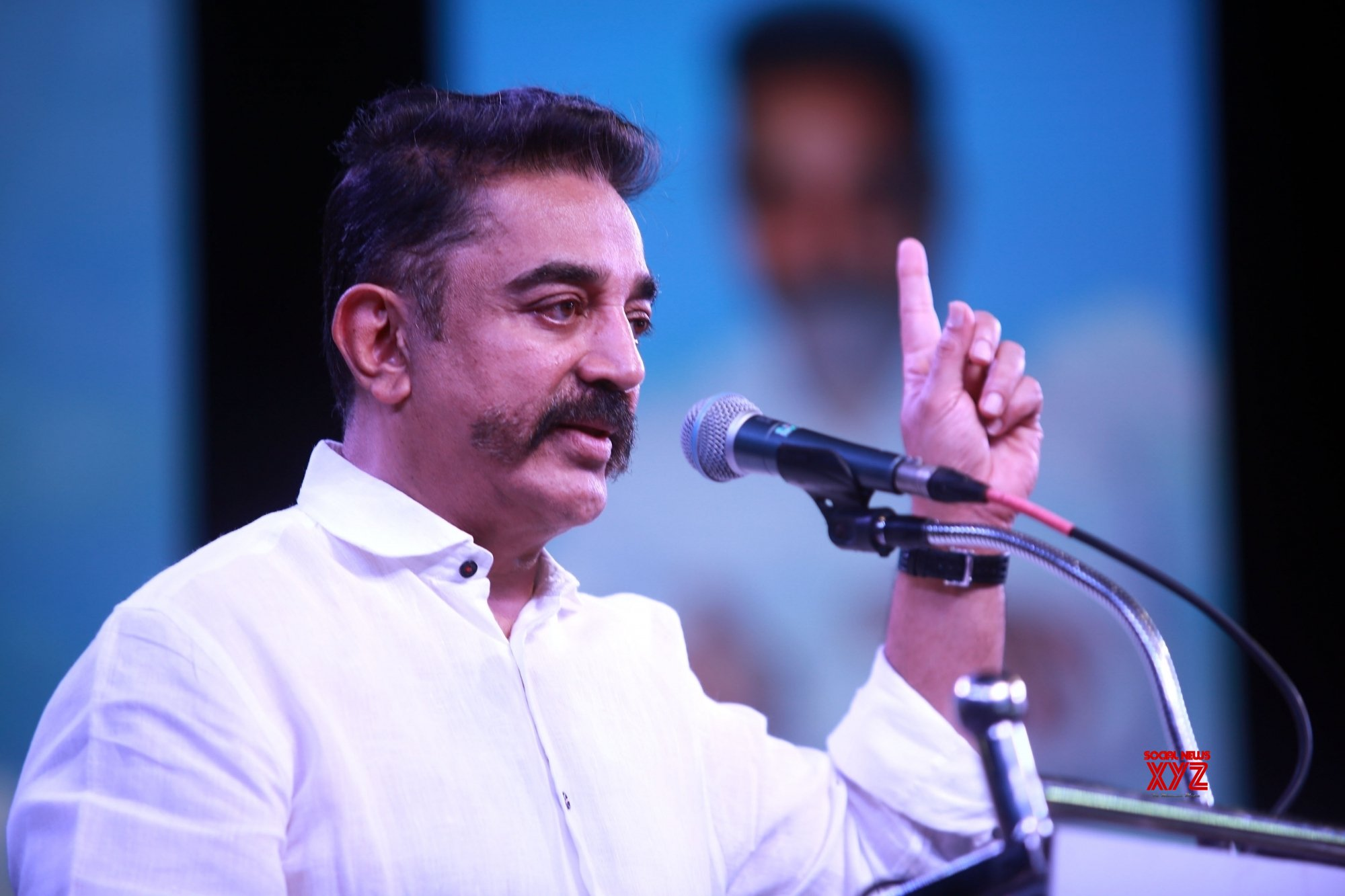 Kamal Haasan's wish of veshti-clad PM come partly true
