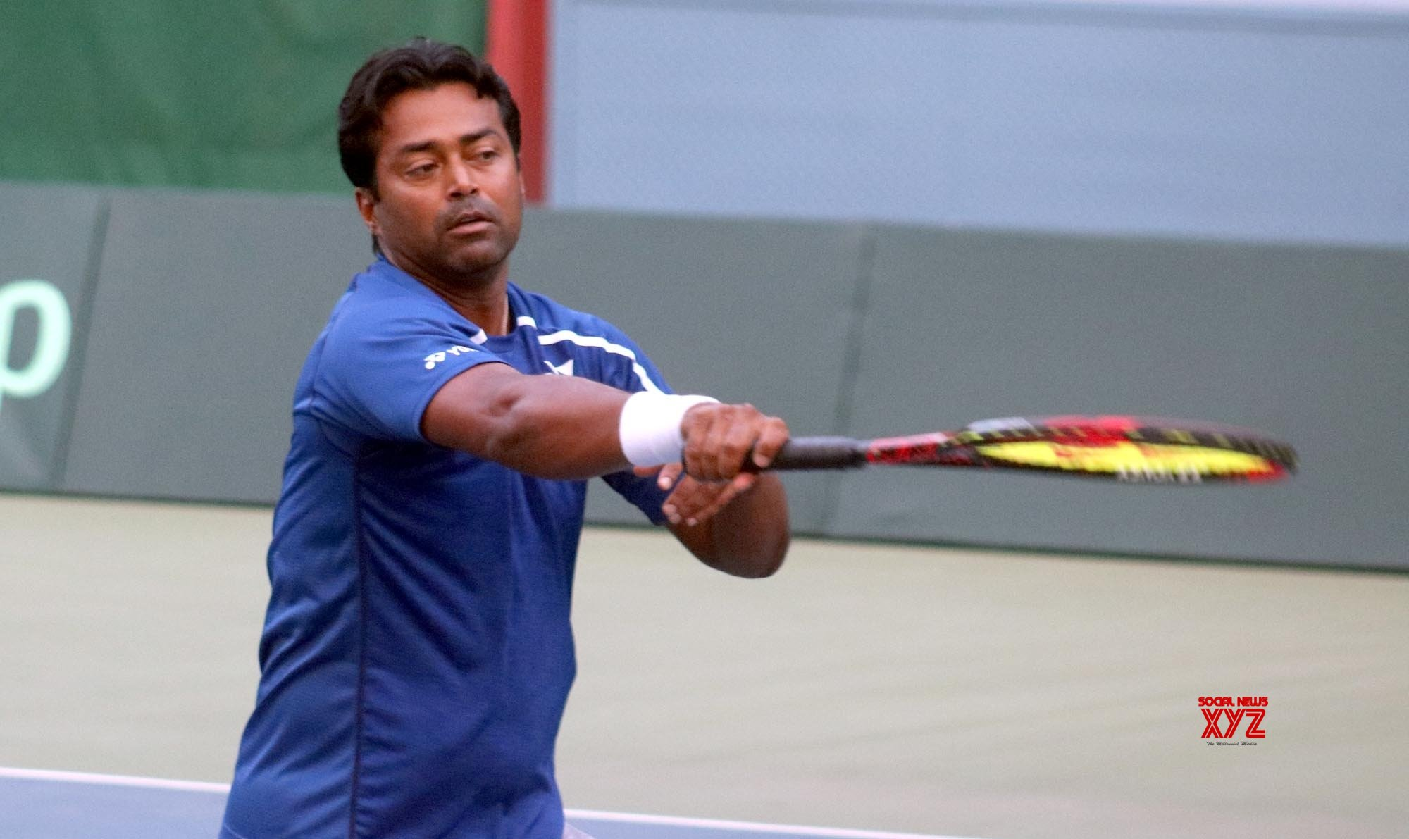 Bengaluru Open: Leander Paes in doubles final