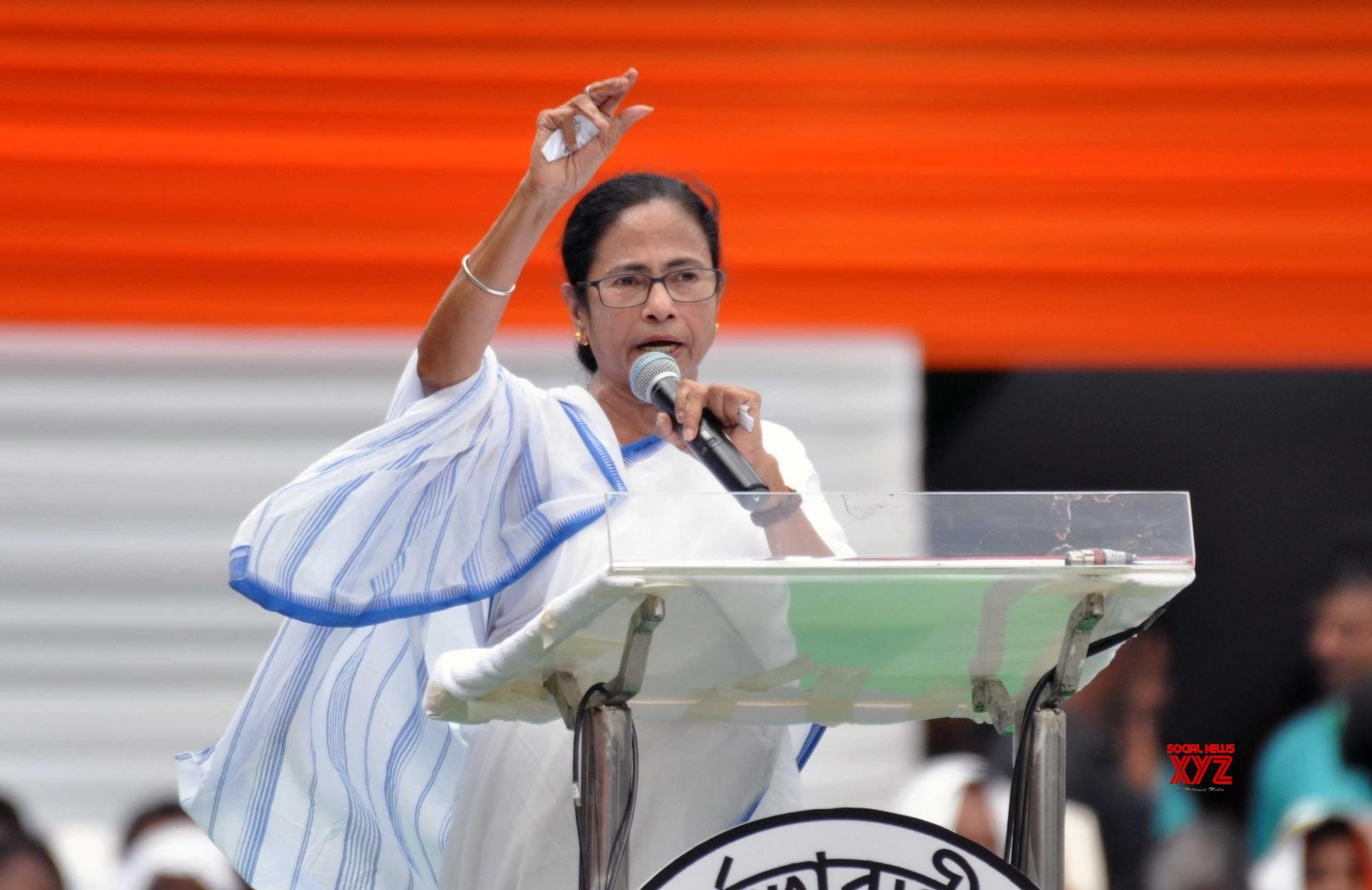 Mamata calls for peaceful movements to preserve freedom
