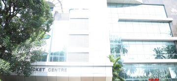 BCCI Head Office.