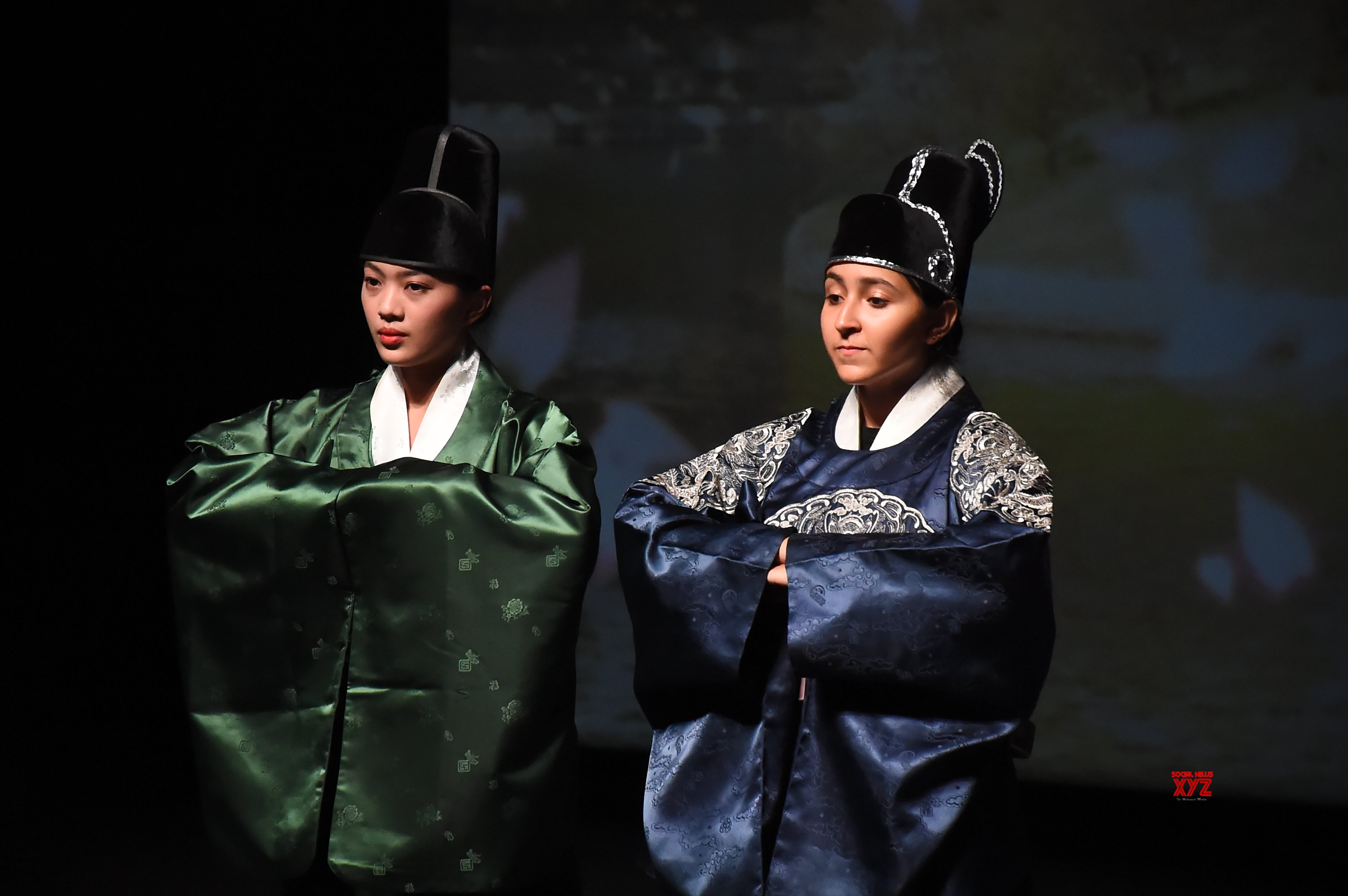 KUWAIT - KUWAIT CITY - KOREAN FOLK DANCE SHOW #Gallery - Social News XYZ