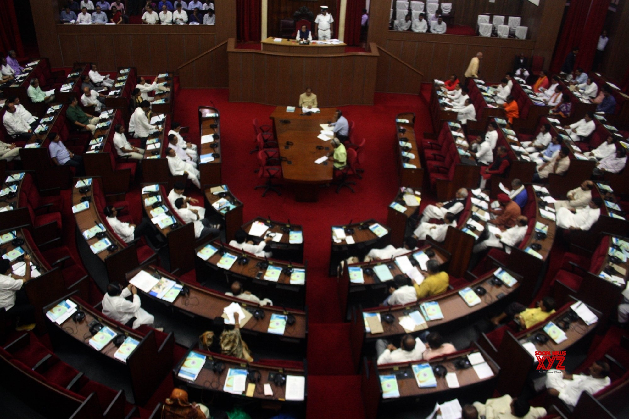 Odisha Assembly employees to remain in home quarantine