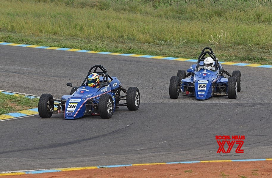 Coimbatore (Tamil Nadu): 22nd FMSCI National Racing Championship #Gallery