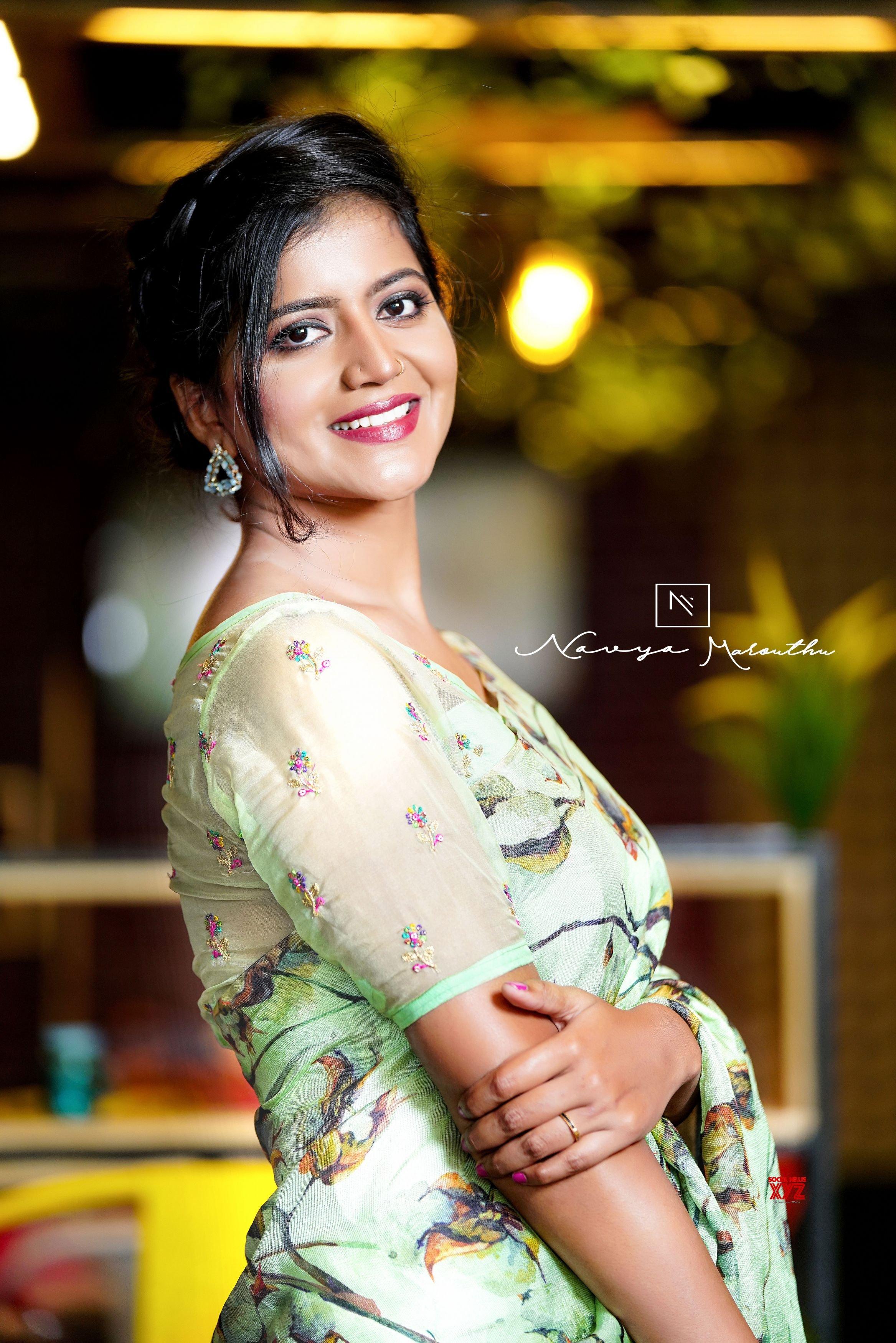 Bigg Boss 3 Telugu Fame Shiva Jyothi(Savithri) HD Stills