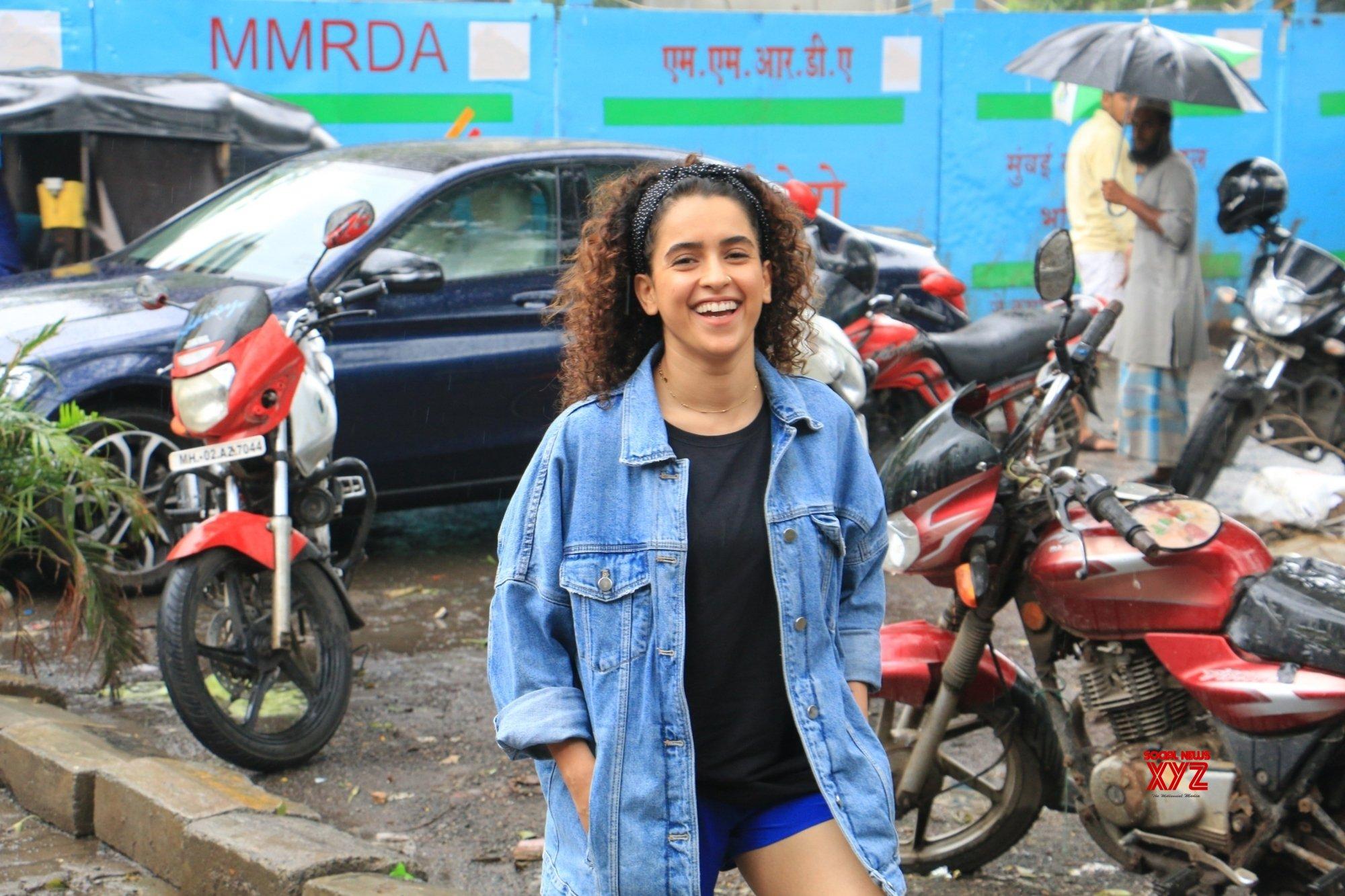 National Award for 'Badhaai Ho' is gratifying: Sanya Malhotra