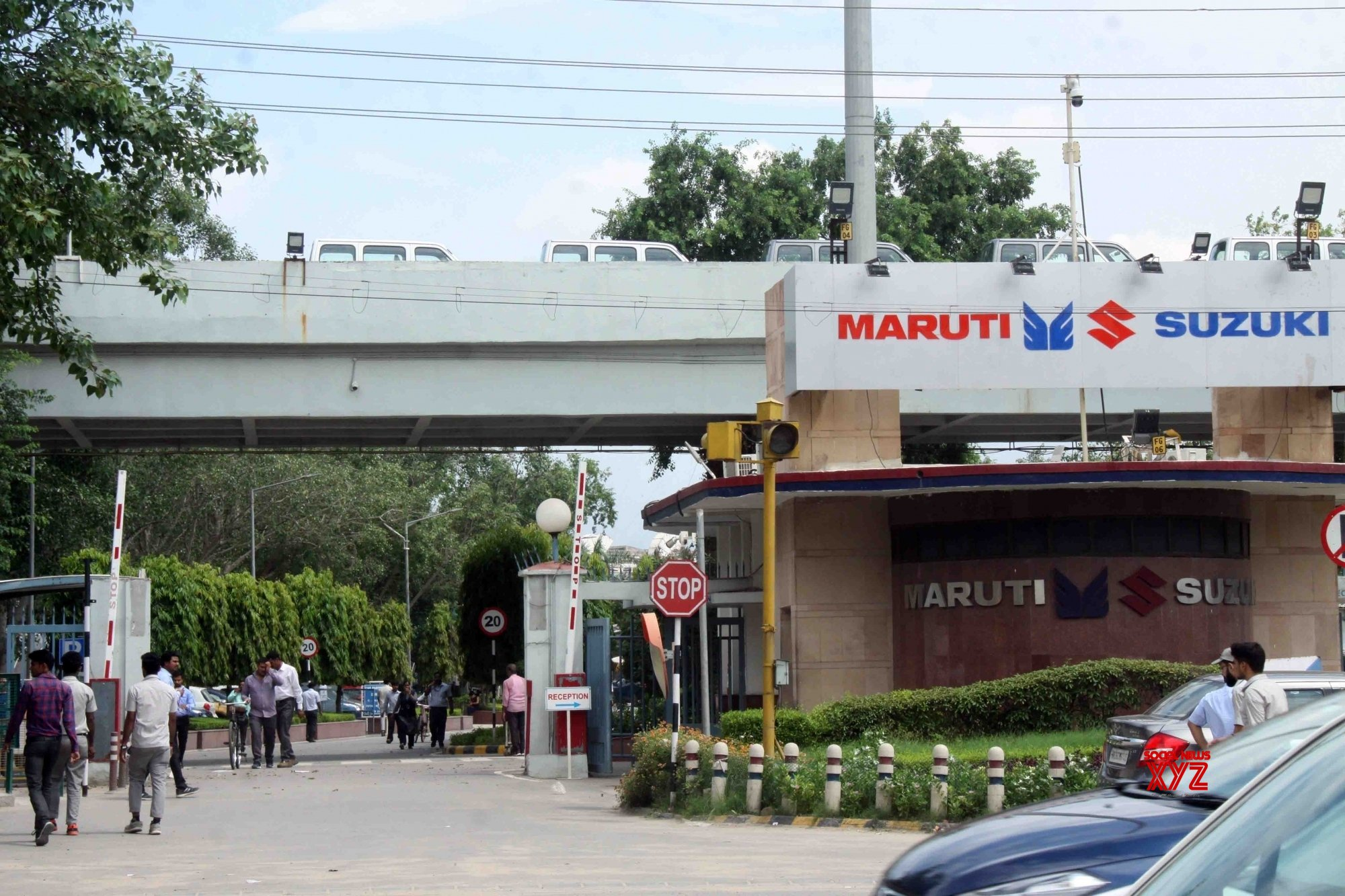 Maruti Suzuki's total sales plunges 54% in June