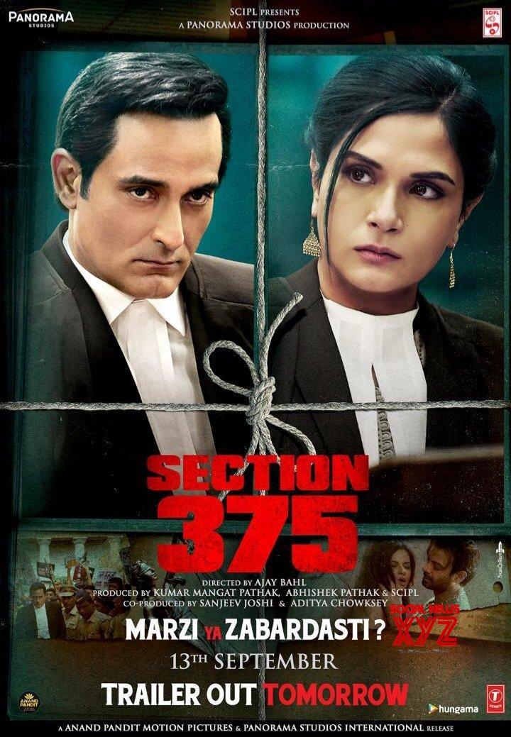 Section 375 | 2019 | Hindi | 1080p | 720p | WEB-DL