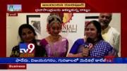 NRI Dr Pranamya Suri excels in Kuchipudi dance performance - TV9 [HD] (Video)