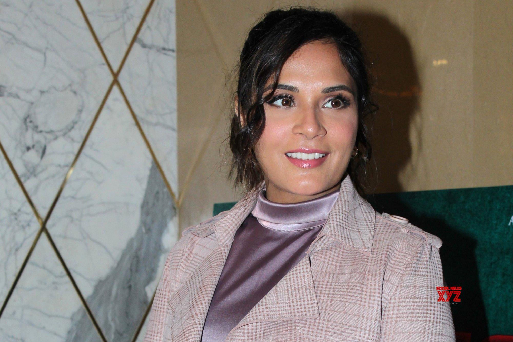 Richa, Akshaye kept minimum interaction on 'Section 375' set