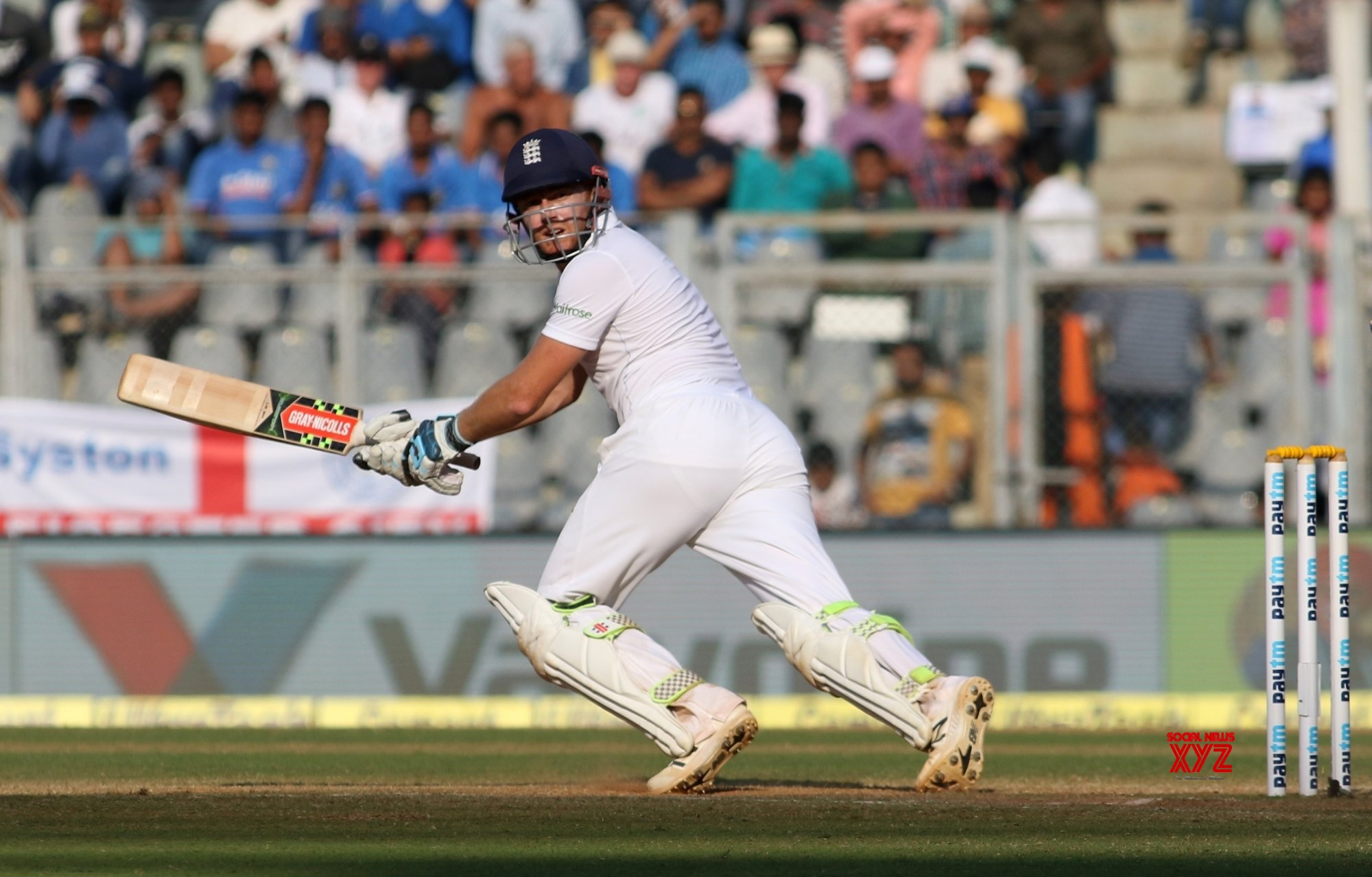 Ashes: Woakes, Bairstow help England to 201/6 at Tea
