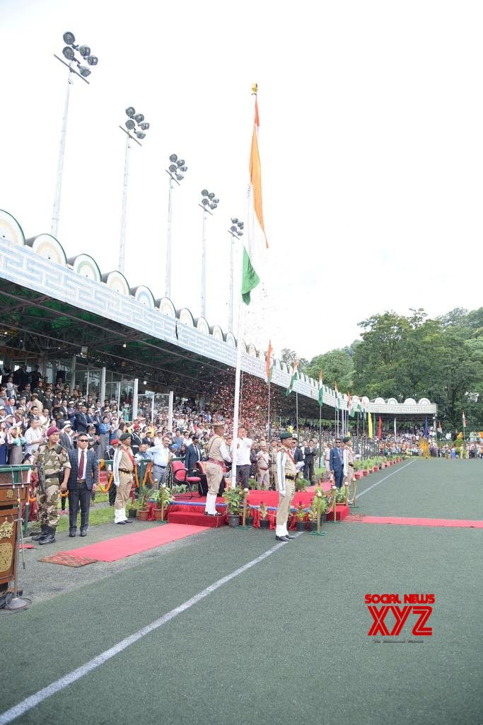 Gangtok: Independence Day celebrations in Sikkim #Gallery