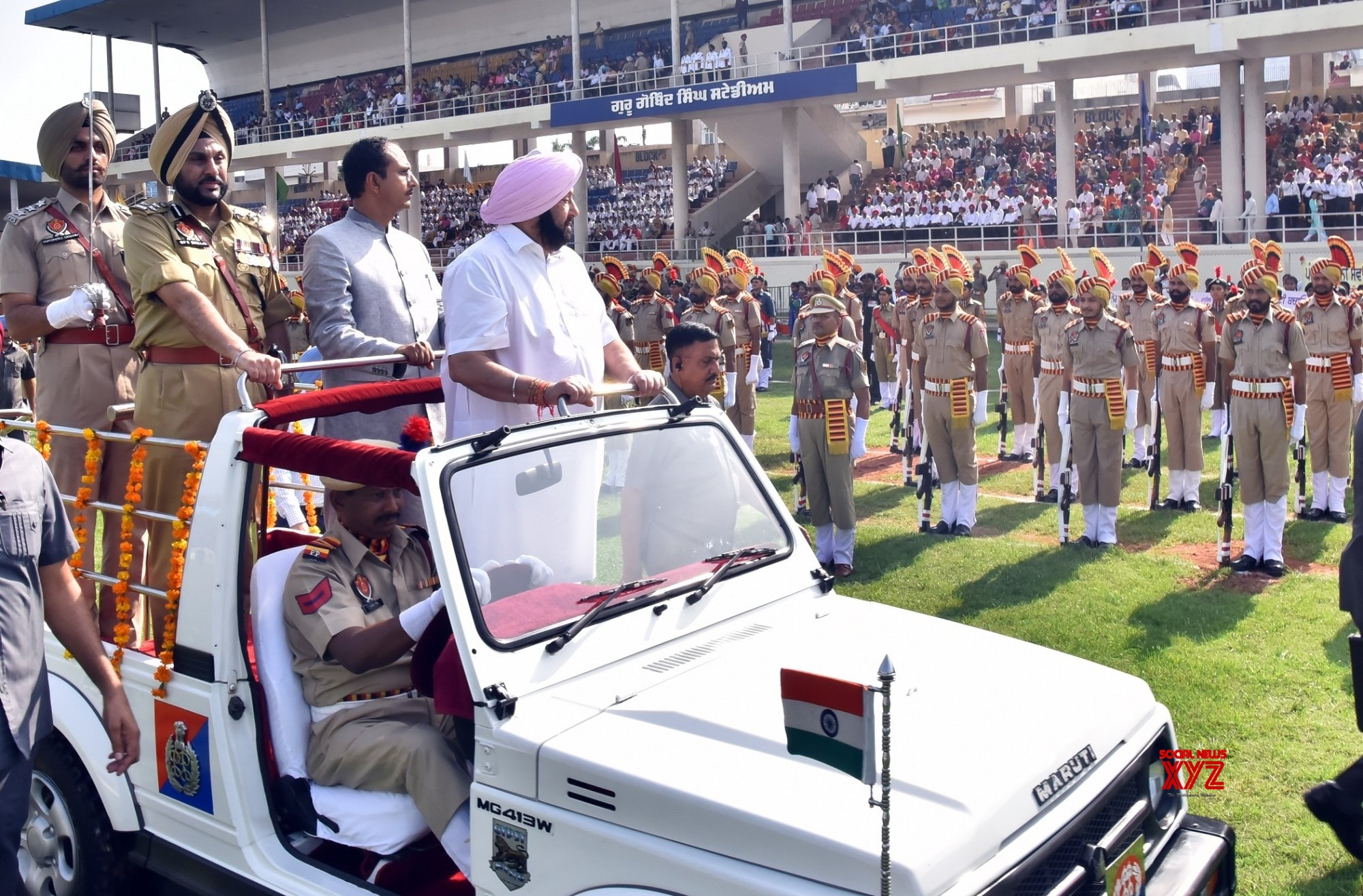Punjab CM urges people to join hands against inimical forces