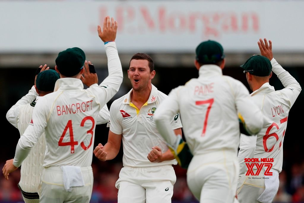 London: 2nd test - England and Australia (batch - 2) #Gallery
