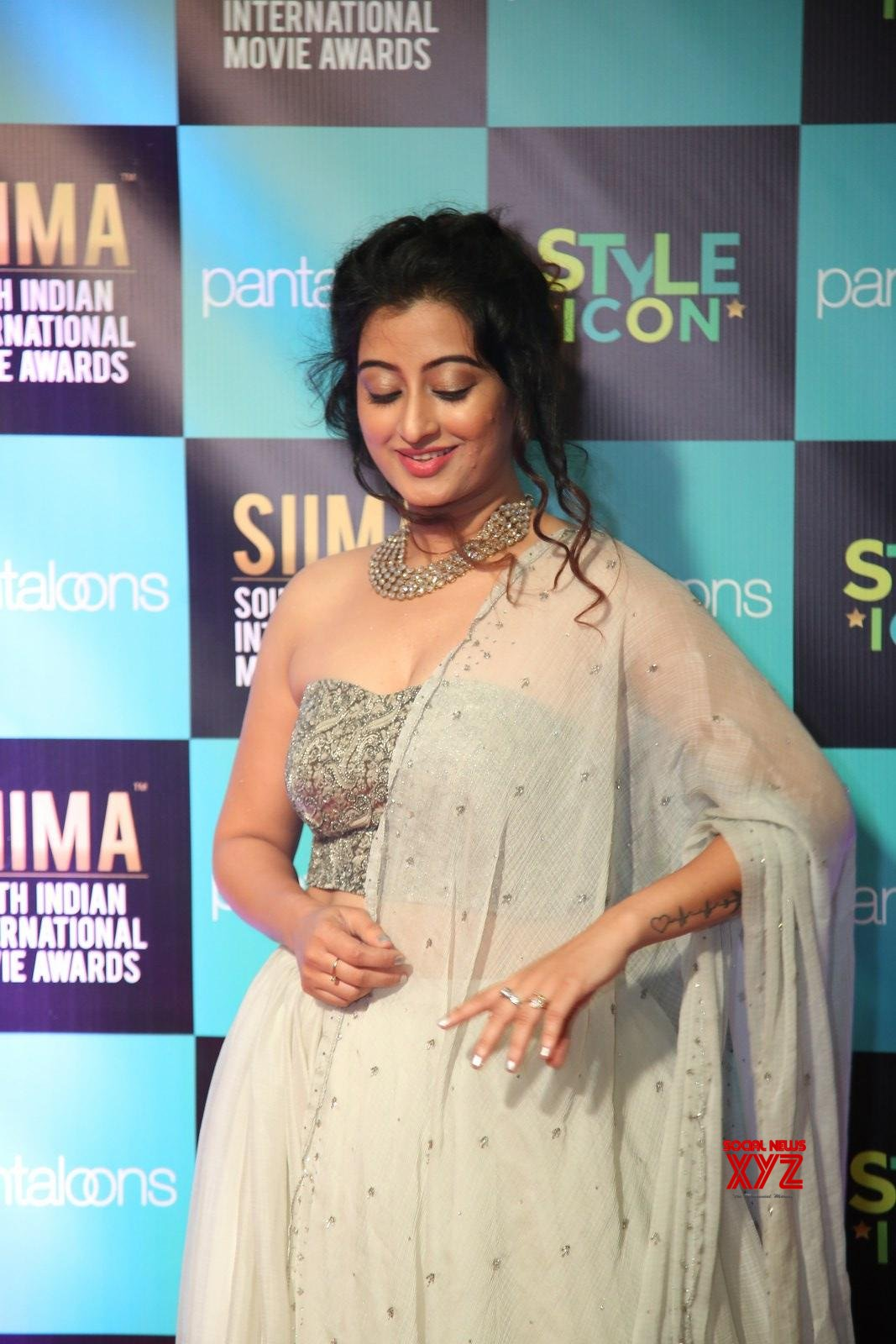 Celebs At SIIMA Awards 2019 Red Carpet In Doha Qatar Gallery Set 3