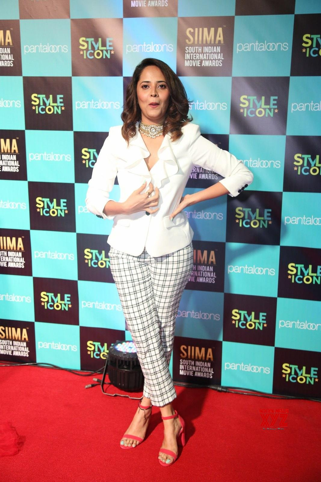 Celebs At SIIMA Awards 2019 Red Carpet In Doha Qatar Gallery Set 4