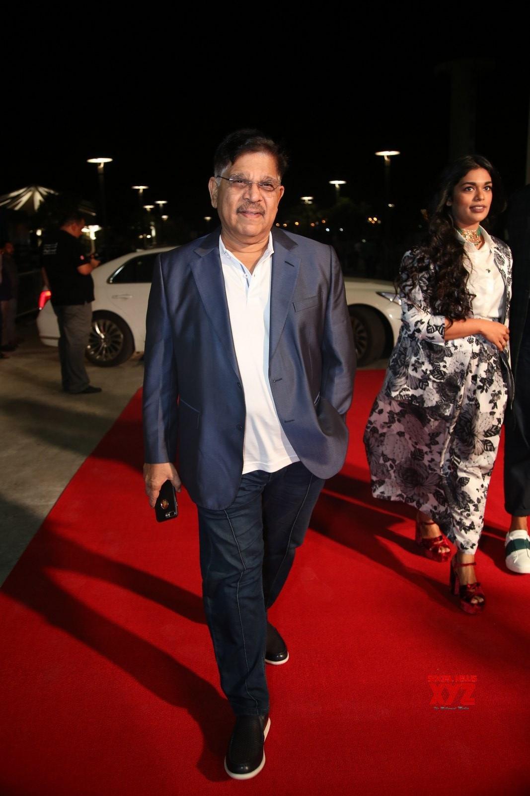 Celebs At SIIMA Awards 2019 Red Carpet In Doha Qatar Gallery Set 5