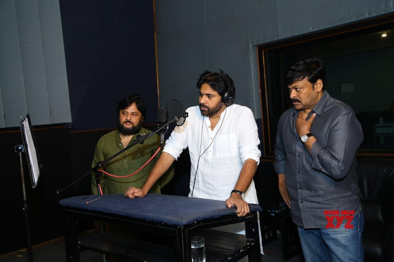 Janasenani Pawan Kalyan's Voice Over To Megastar Chiranjeevi's Sye Raa Narasimha Reddy