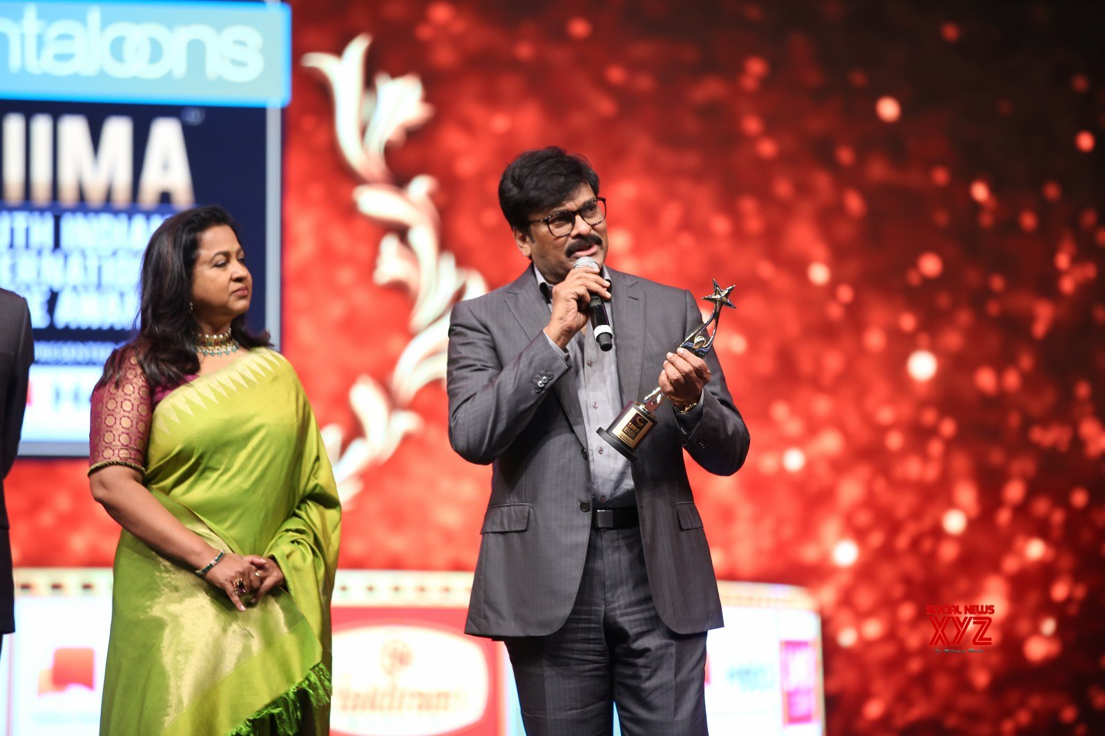 Telugu Movie Winners of SIIMA Awards 2019 Held In Doha, Qatar
