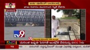 Vellampalli Srinivas counter to Devineni Uma comments on Krishna flood water - TV9 [HD] (Video)