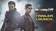 Saaho Trailer Launch | Prabhas | Shraddha Kapoor | Sujeeth | Arun Vijay | Ghibran | UV Creations (Video)
