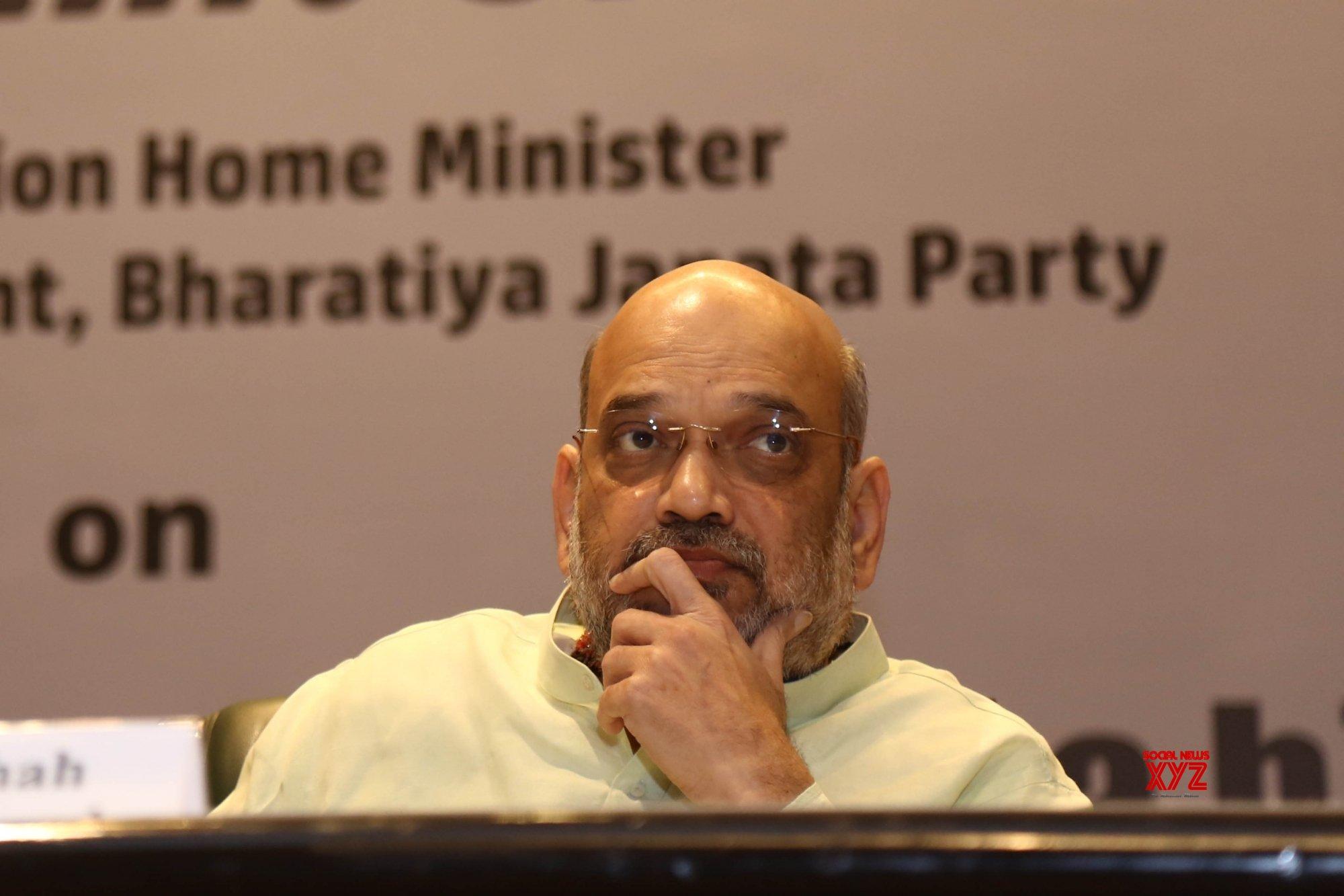 Ayodhya verdict: Shah calls urgent meet, Bhagwat to fly in