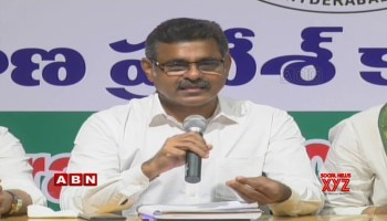 TDP Leader Sri Bharath Press Meet LIVE [HD] (Video) - Social