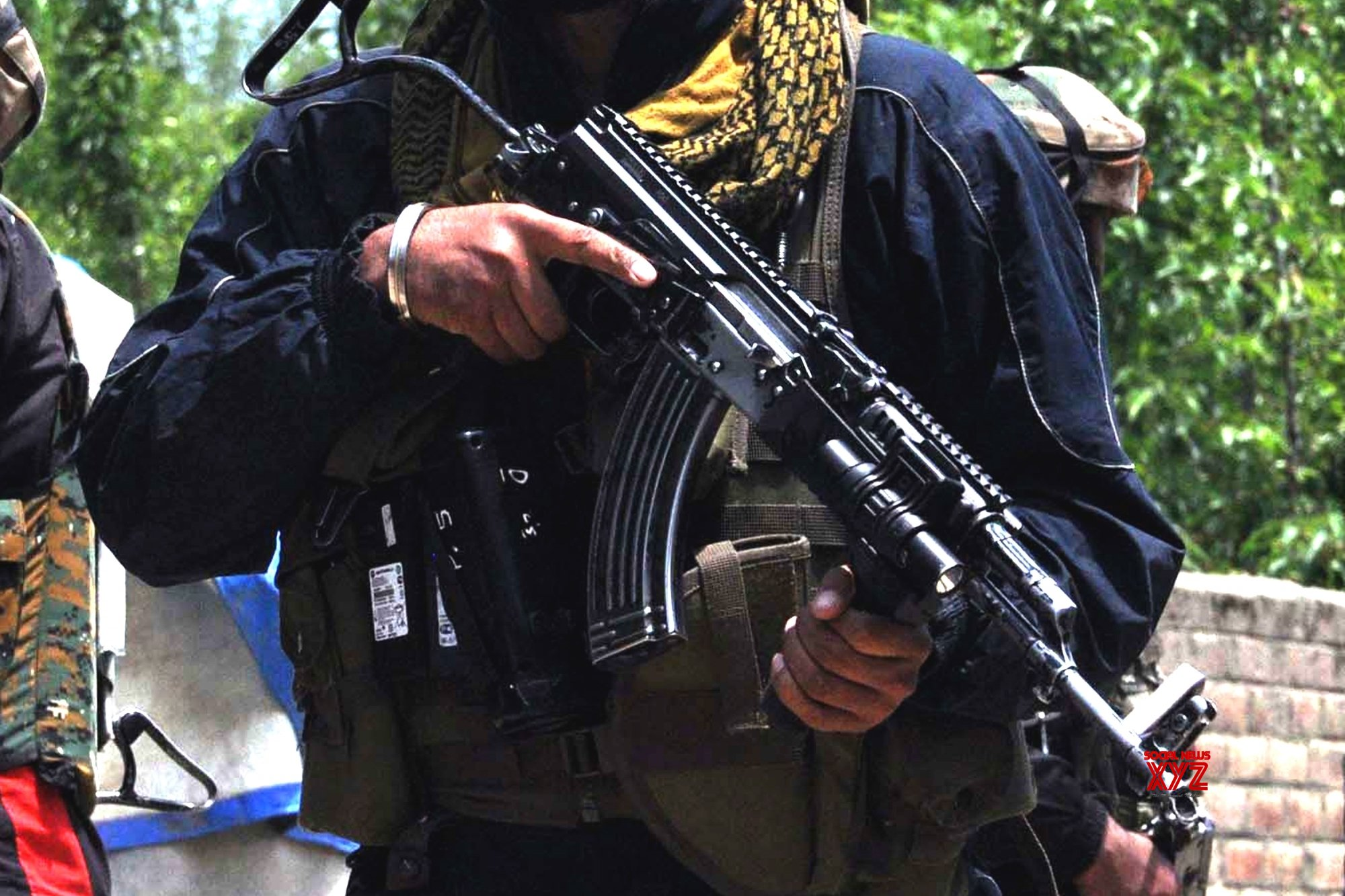 Gunshots during army search operation in J&K's Poonch